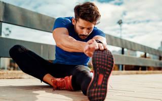 Стретчинг для мужчин упражнения