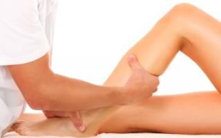 Процедура лимфодренаж нижних конечностей