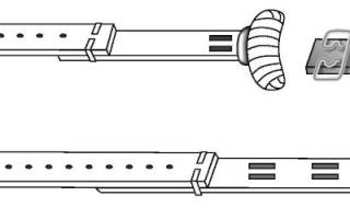 Иммобилизация шиной дитерихса