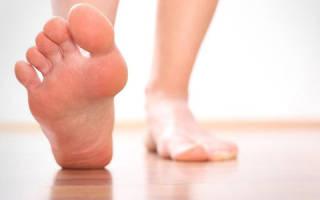 Болит безымянный палец на левой ноге