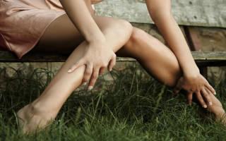 Почему немеет нога от колена до ступни