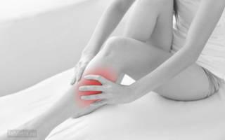 Почему тянет судорога ноги причина