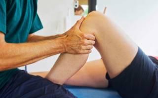 Компресс димексидом на коленный сустав