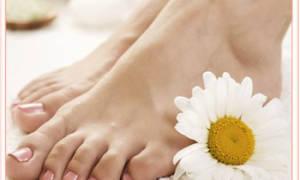 Как избавиться от сухой кожи на пятках