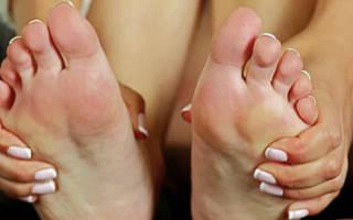 Почему ноги горят вечером у женщин