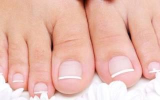 Крошатся ногти на ногах причины и лечение