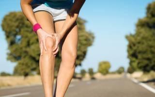 Почему больно сгибать колено