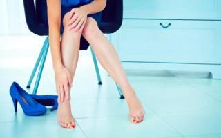 Болят ноги при месячных причины