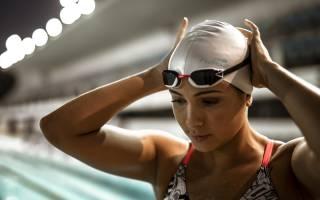 Упражнения для ног в воде
