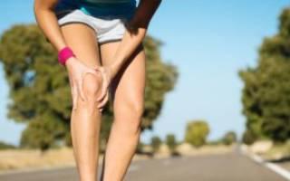 Болят кости после бега
