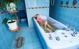 Солевые ванны при артрозе